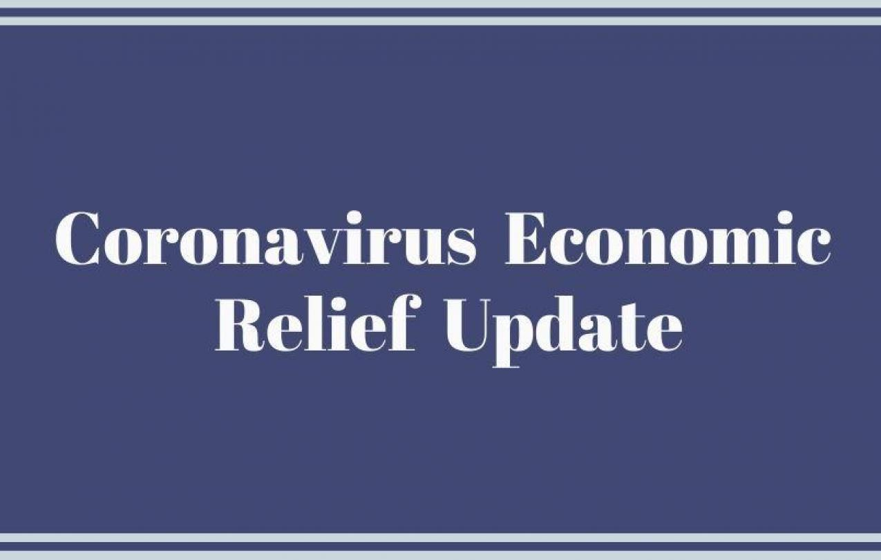 Coronavirus Economic Relief Update