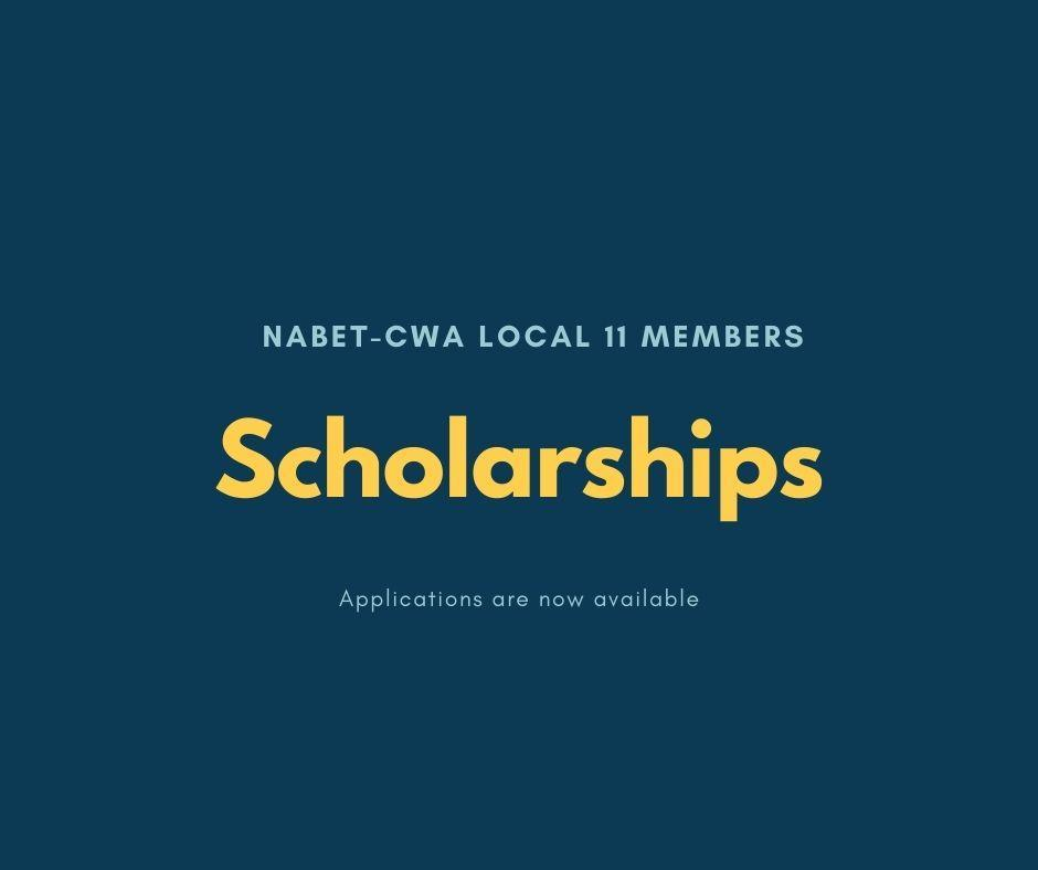 Notice of Scholarships